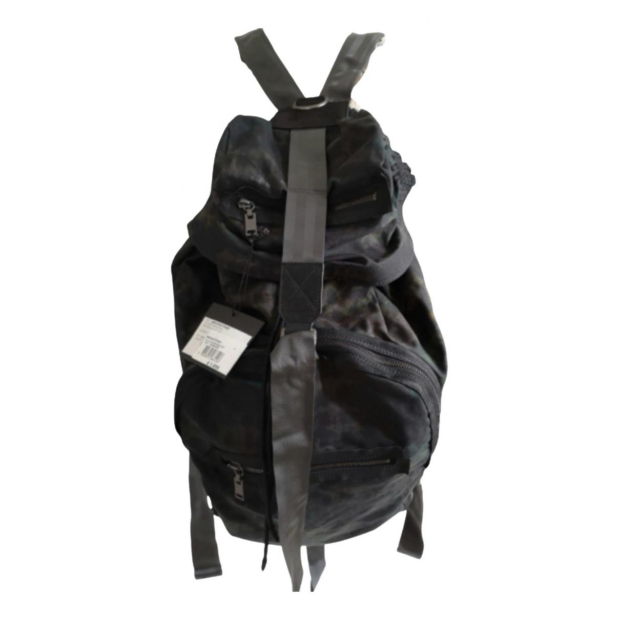 Lanvin N Black Cloth bag for Men N