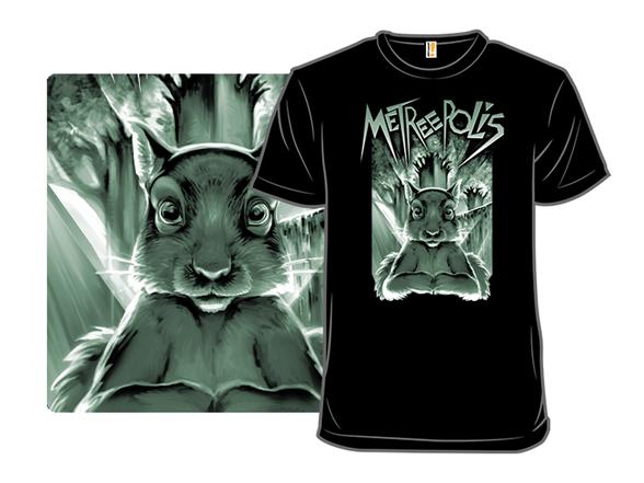 Metreepolis T Shirt