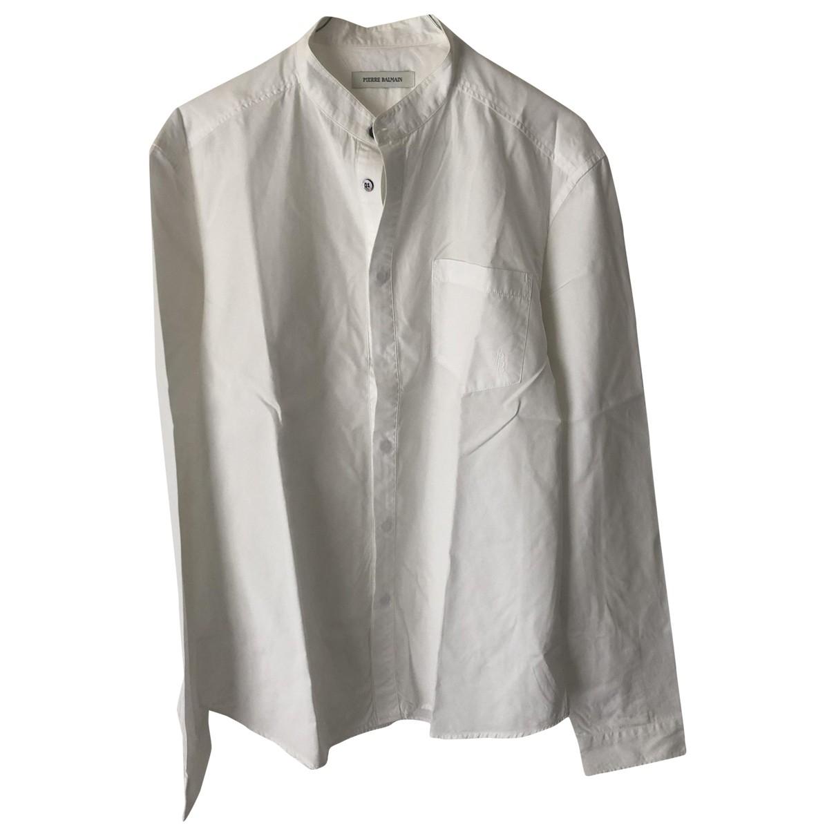 Camisas Pierre Balmain