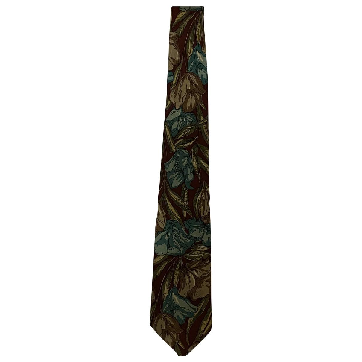 Longchamp \N Krawatten in Seide
