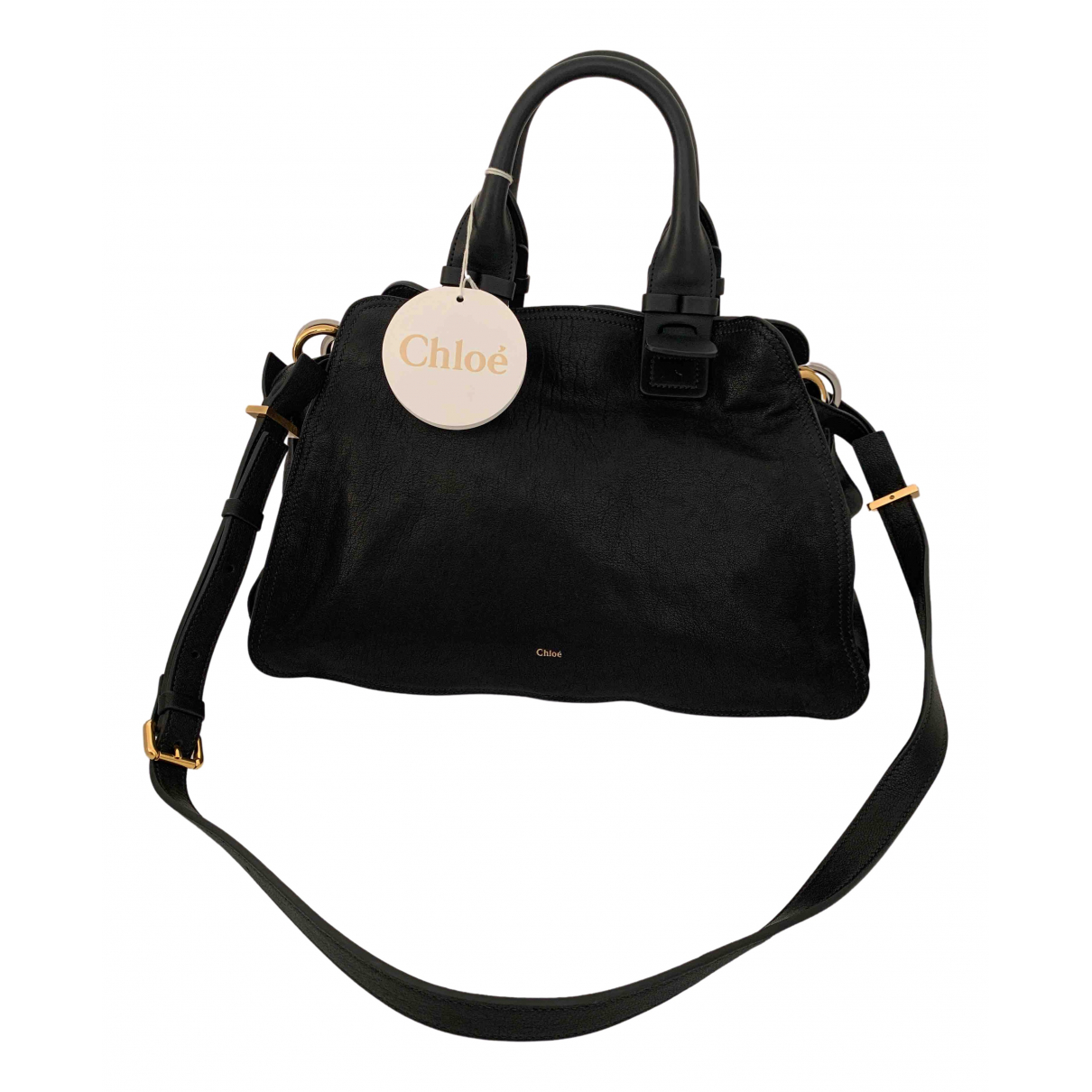 Chloé \N Black Leather handbag for Women \N