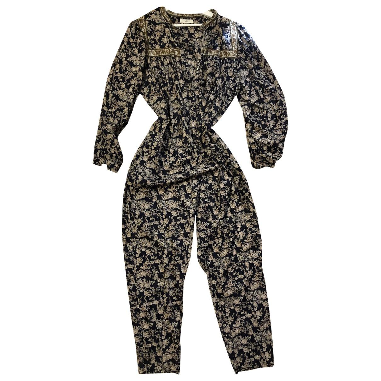 Isabel Marant Etoile \N Cotton jumpsuit for Women 44 FR