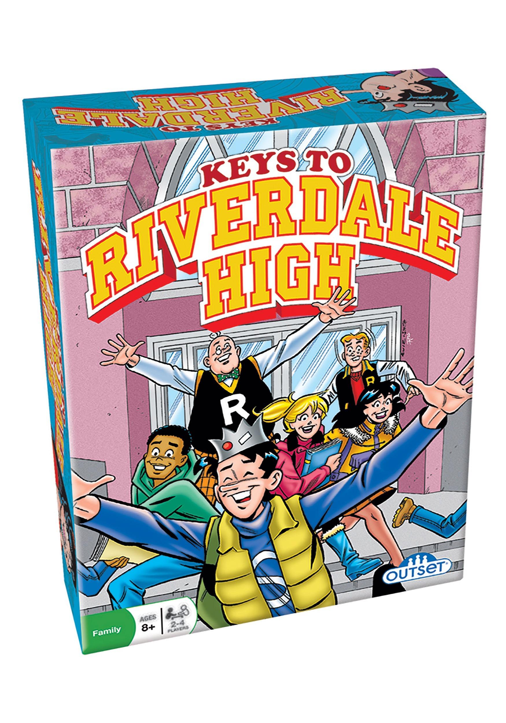 Keys to Riverdale High Tile Game