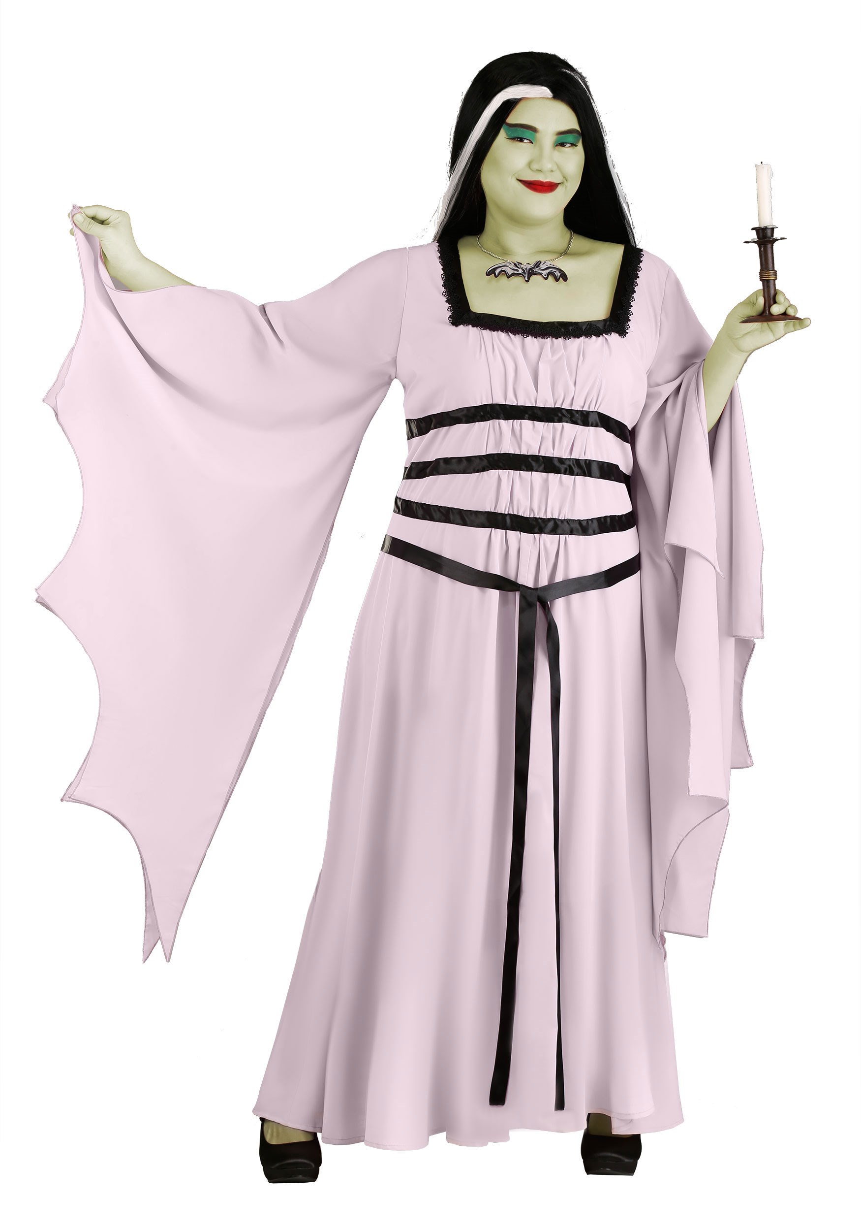 Plus Size Women's Munsters Lily Costume