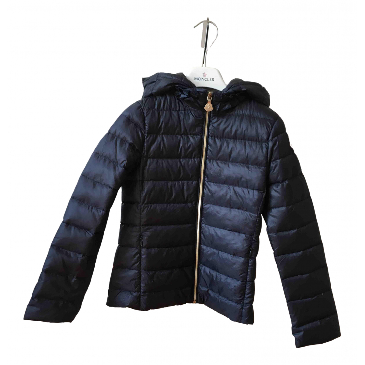 Moncler Hood Navy jacket & coat for Kids 6 years - up to 114cm FR