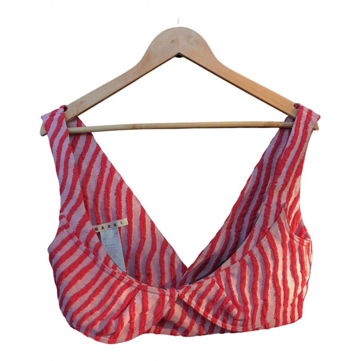 Marni \N Pink Cotton  top for Women 40 IT