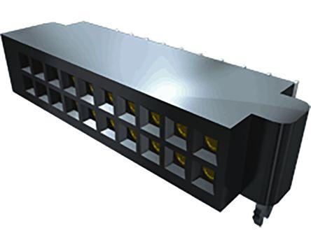 Samtec , SFMH, 10 Way, 2 Row, Horizontal PCB Header (63)