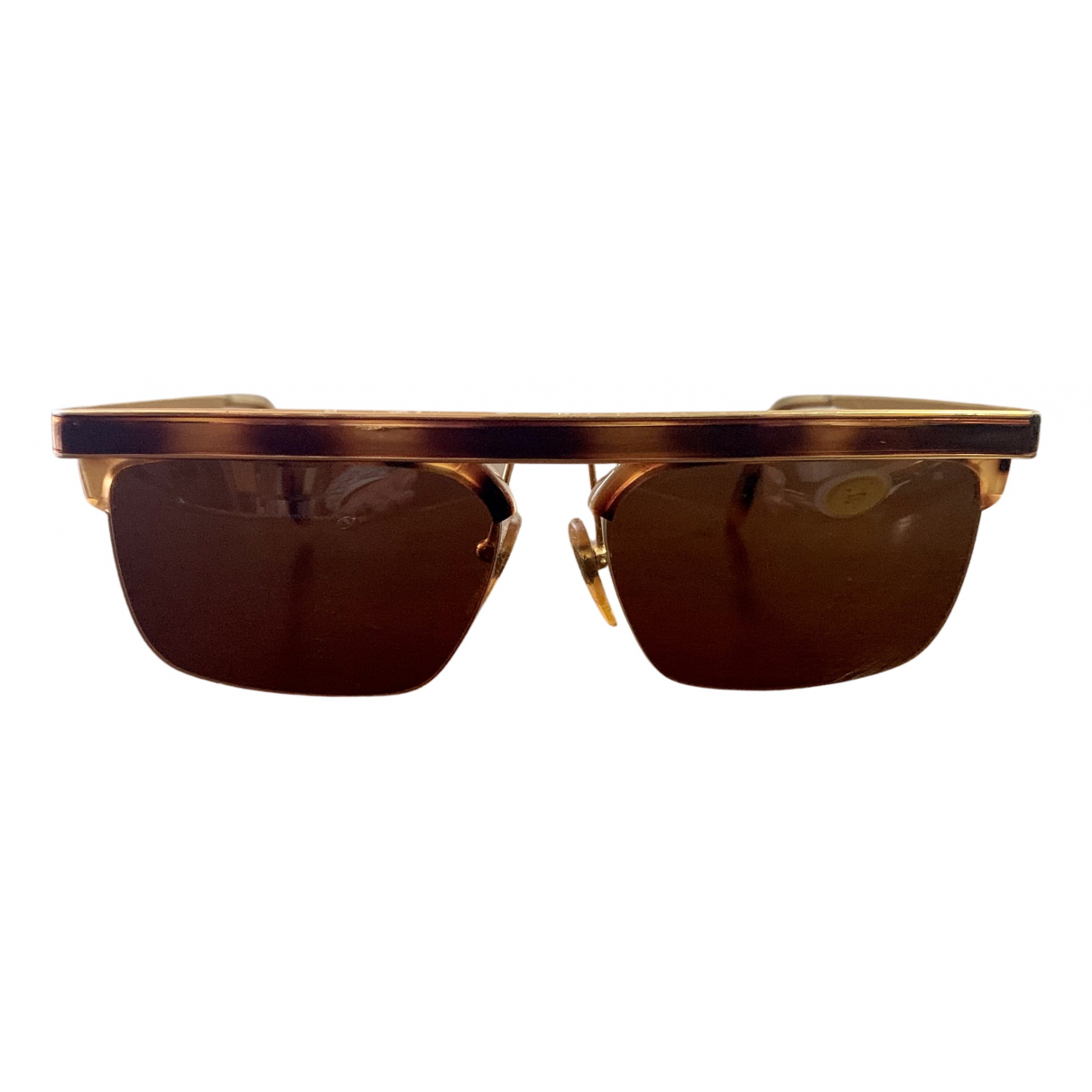 Vogue N Gold Metal Sunglasses for Women N