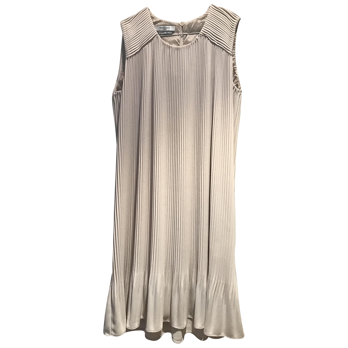 Givenchy - Robe   pour femme - beige