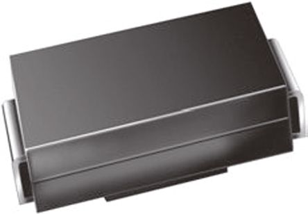 Vishay 40V 3A, Schottky Diode, 2-Pin DO-214AA B340LB-E3/52T (50)