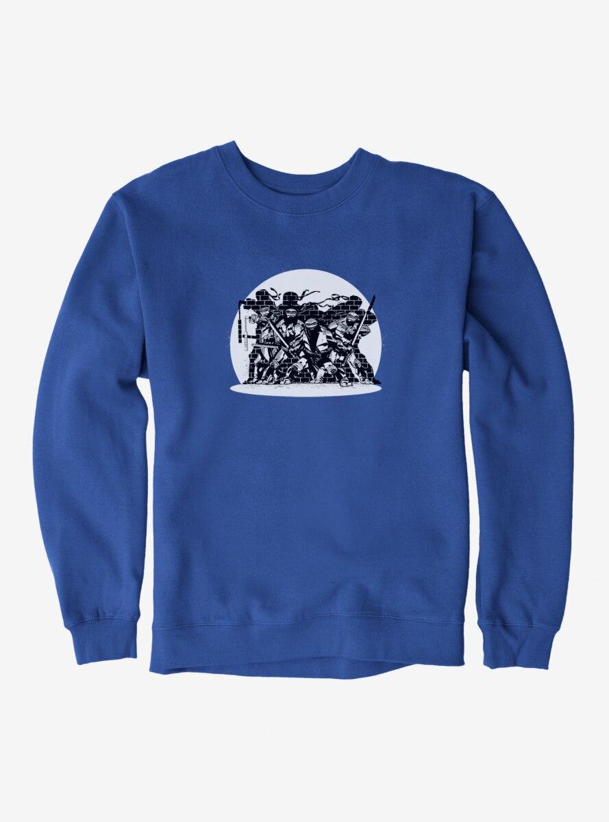 Teenage Mutant Ninja Turtles Group Spotlight Sweatshirt