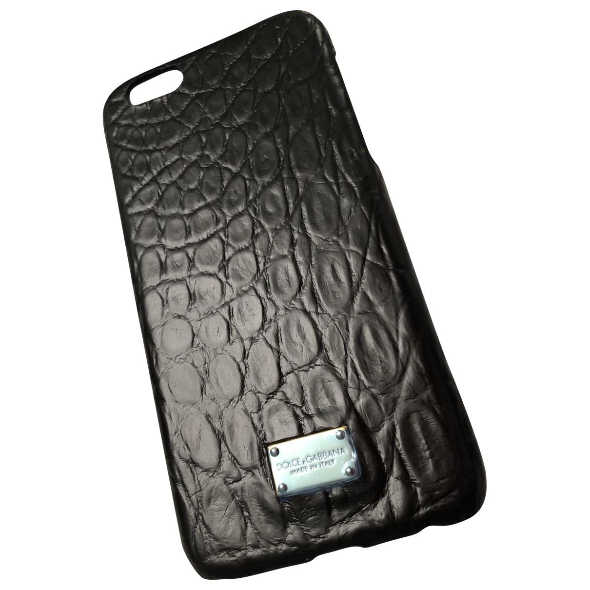 Dolce & Gabbana \N Black Accessories for Life & Living \N