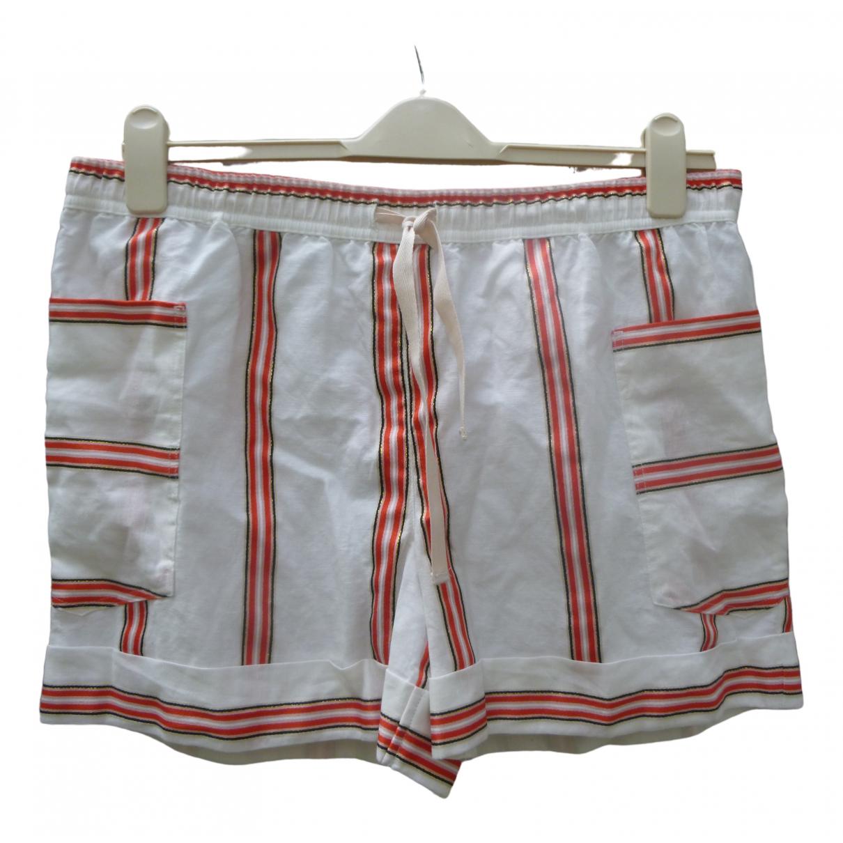 Tommy Hilfiger \N Shorts in  Weiss Baumwolle
