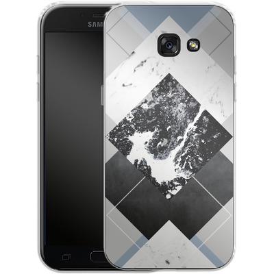 Samsung Galaxy A5 (2017) Silikon Handyhuelle - Geometric Textures 5 von Mareike Bohmer