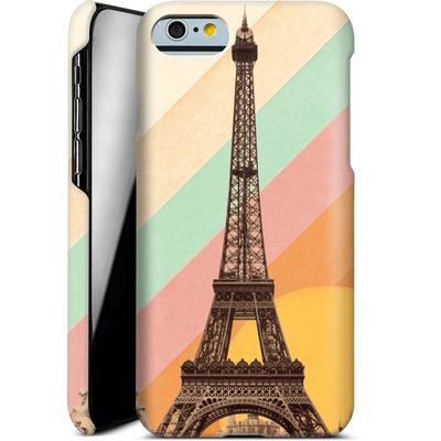 Apple iPhone 6 Smartphone Huelle - Eiffel Tower Rainbow von Florent Bodart