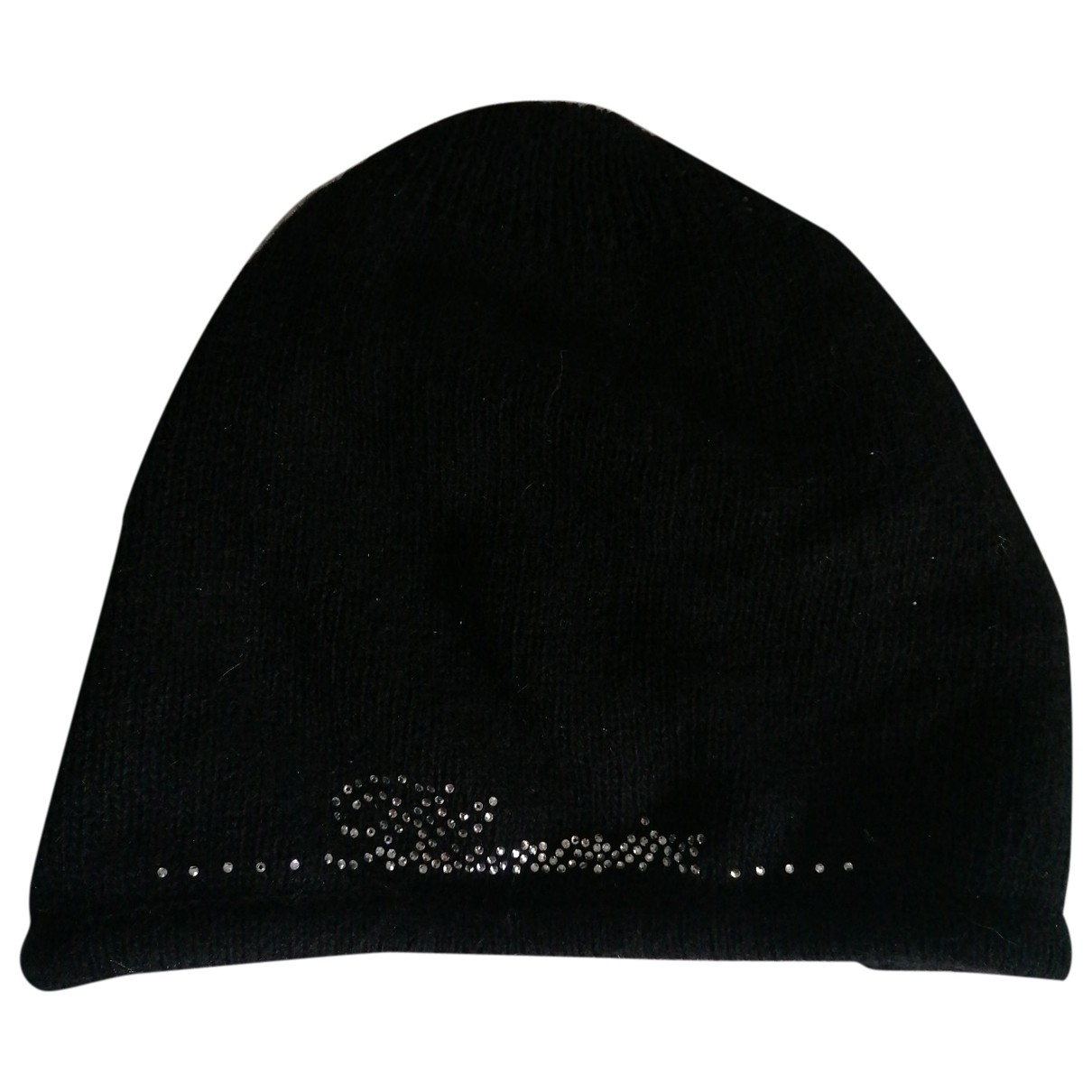 Blumarine \N Black Wool hat for Women M International