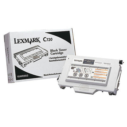Lexmark 15W0903 Original Black Toner Cartridge