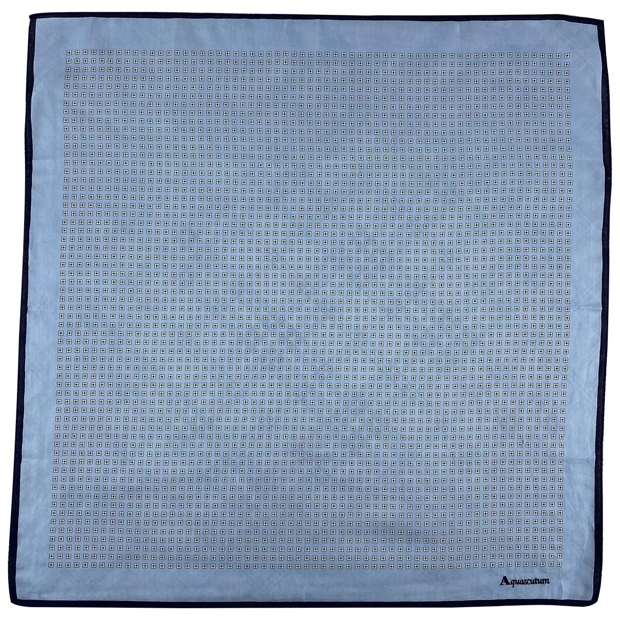 Aquascutum - Foulard   pour femme en coton