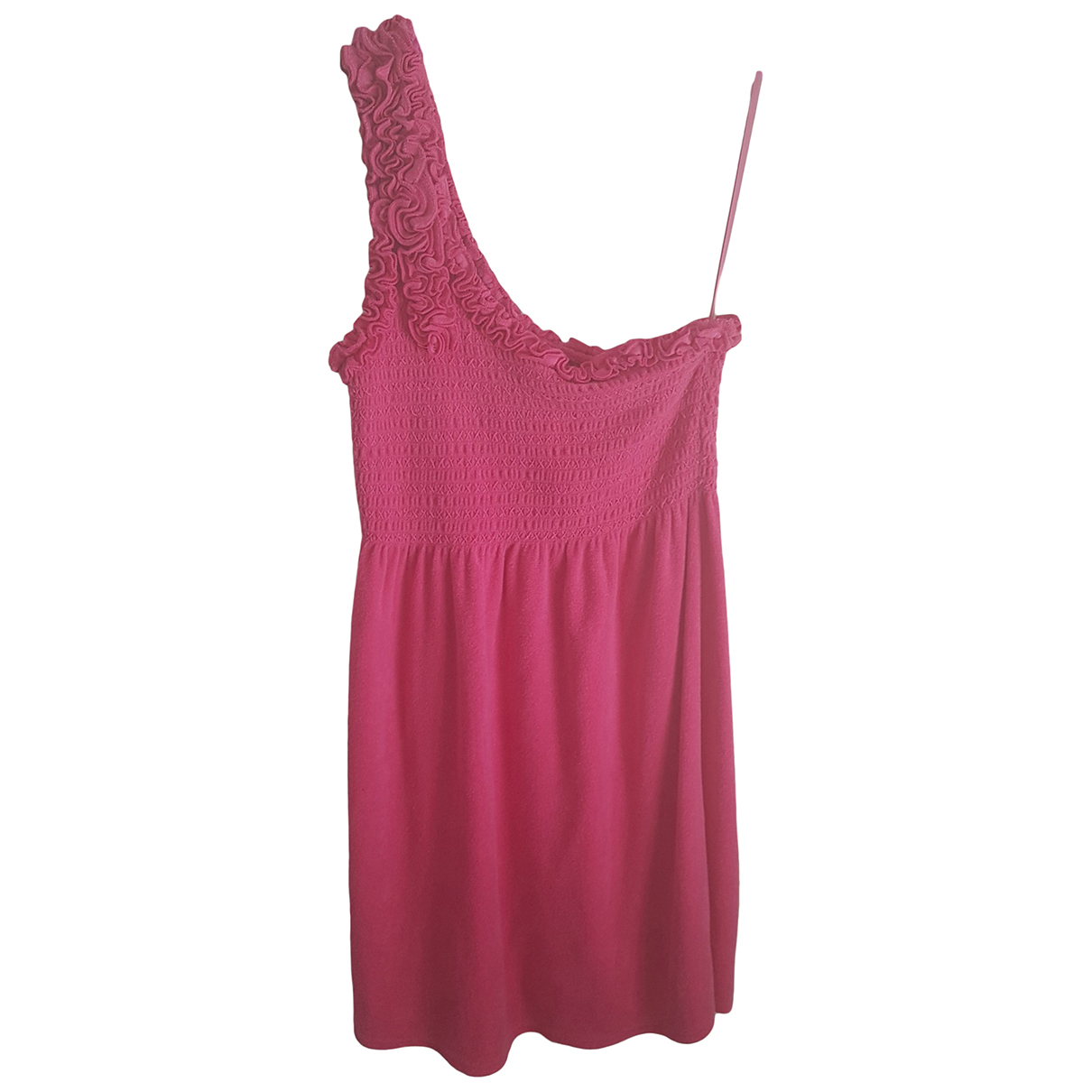 Juicy Couture \N Pink Cotton dress for Women M International