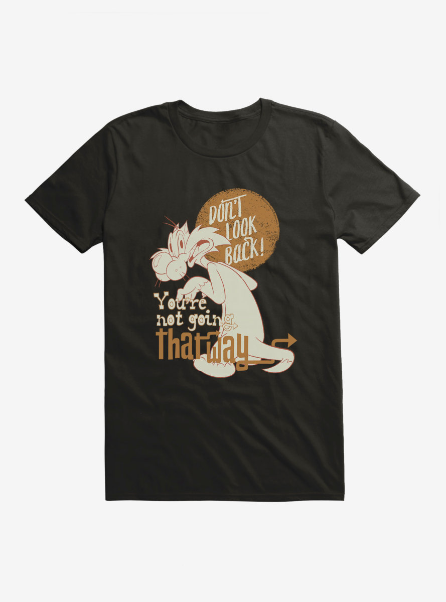 Looney Tunes Don't Look Back T-Shirt