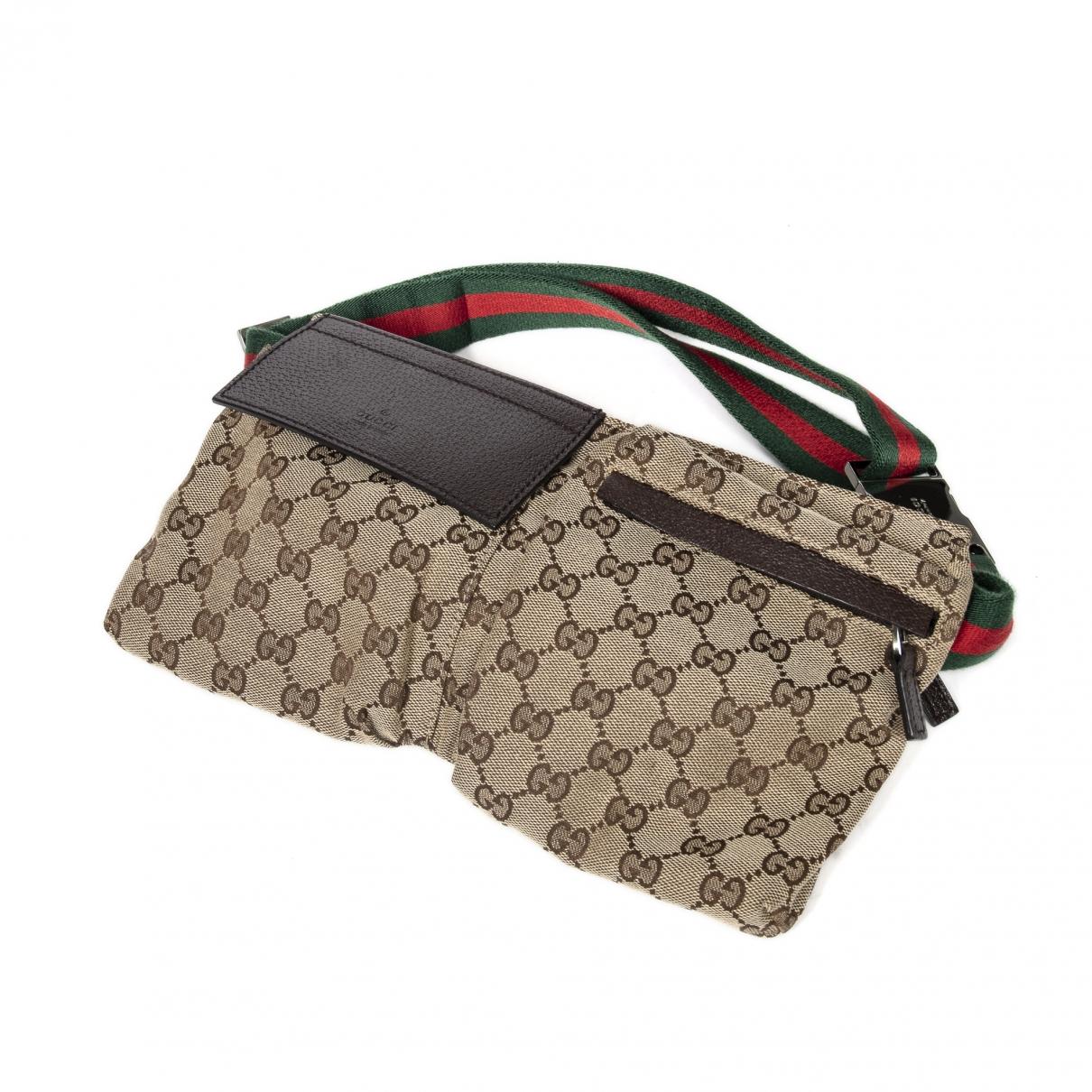 Gucci \N Cotton handbag for Women \N