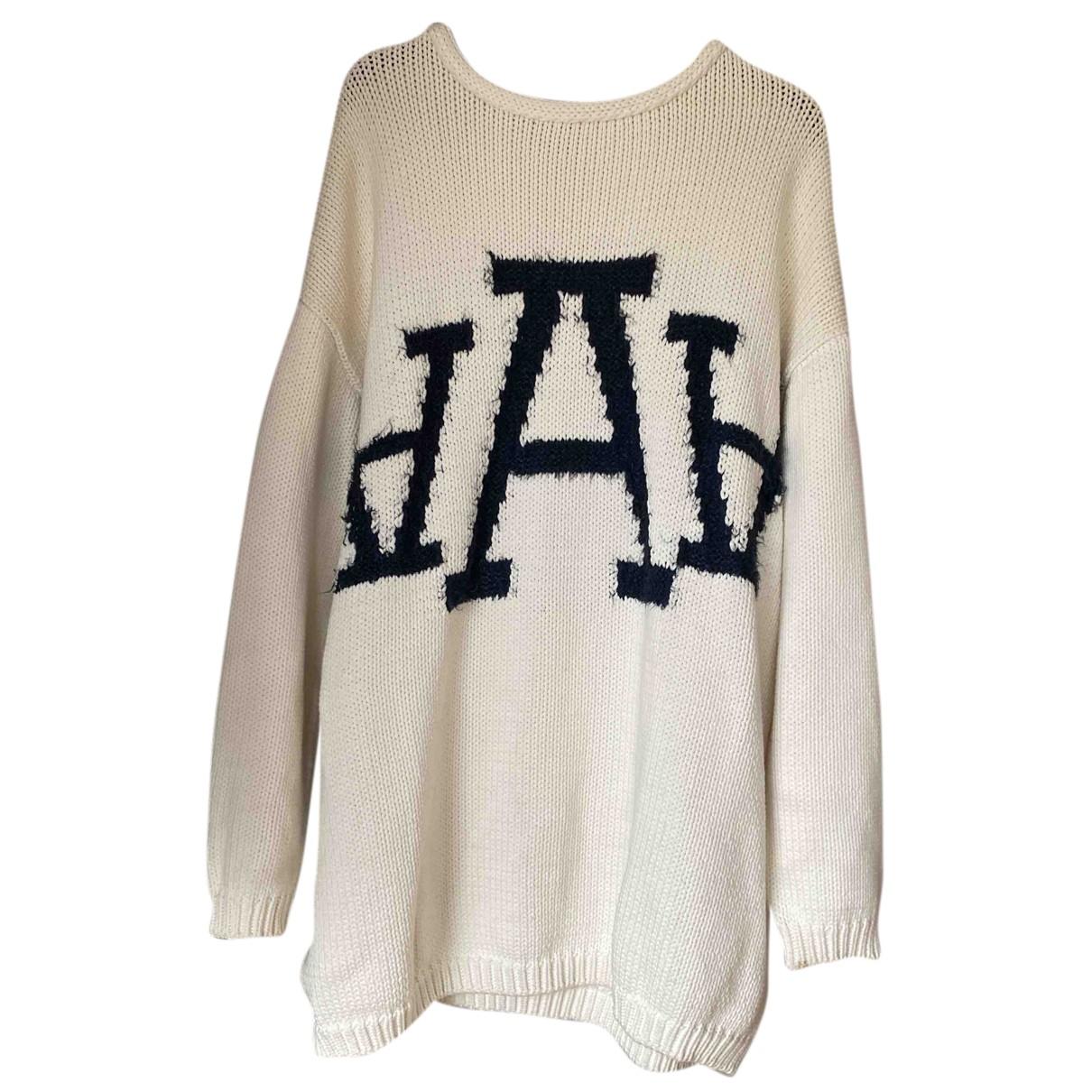 Acne Studios N White Cotton Knitwear & Sweatshirts for Men XXS International