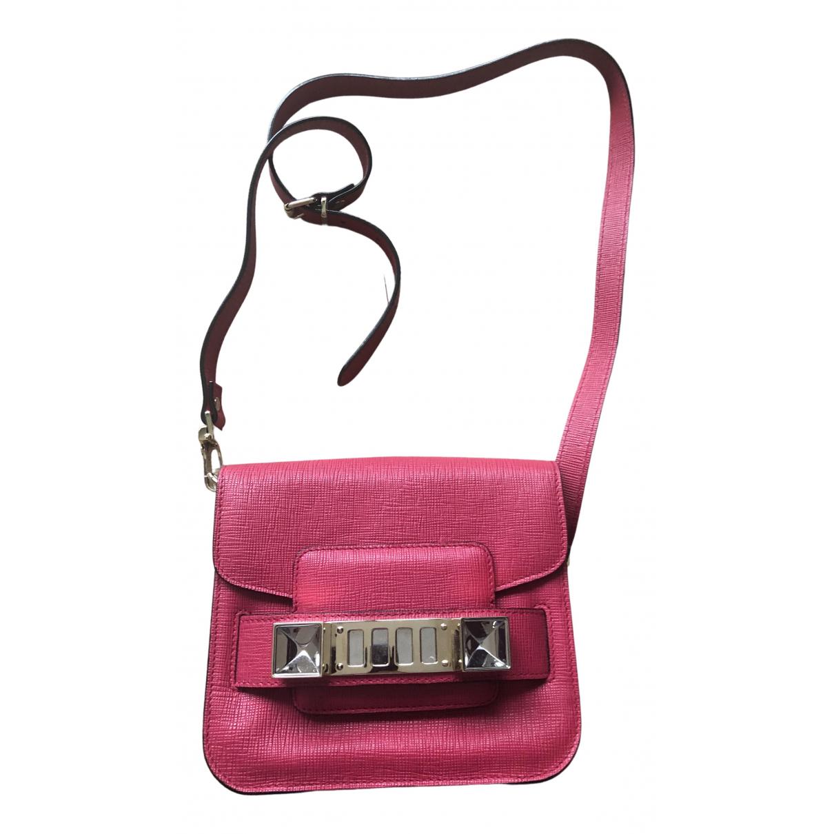 Proenza Schouler - Sac a main PS11 pour femme en cuir