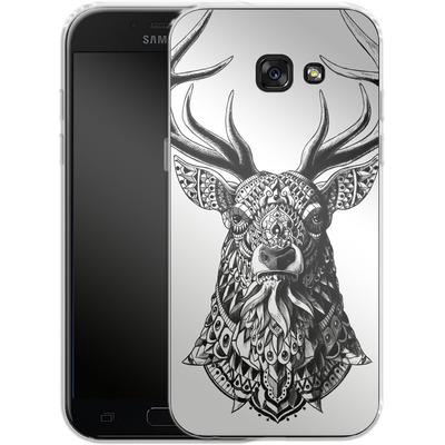 Samsung Galaxy A5 (2017) Silikon Handyhuelle - Ornate Buck von BIOWORKZ