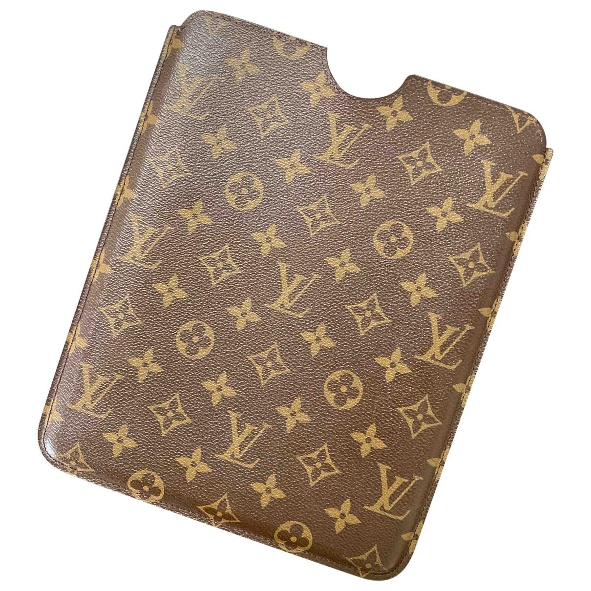 Funda ipad de Lona Louis Vuitton