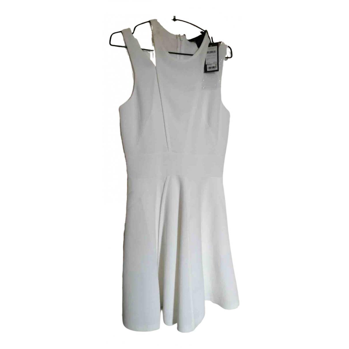 Emporio Armani - Robe   pour femme - blanc