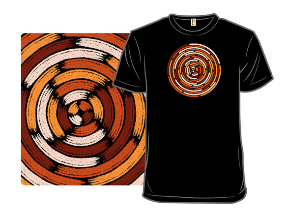 Colors Of Mars T Shirt