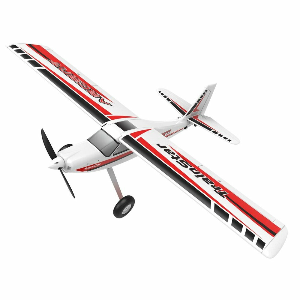 Volantex TrainStar Ascent 747-8 1400mm Wingspan EPO Trainer Aircraft RC Airplane KIT/PNP