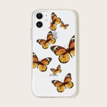 IPhone-Huelle mit Schmetterlingsdruck