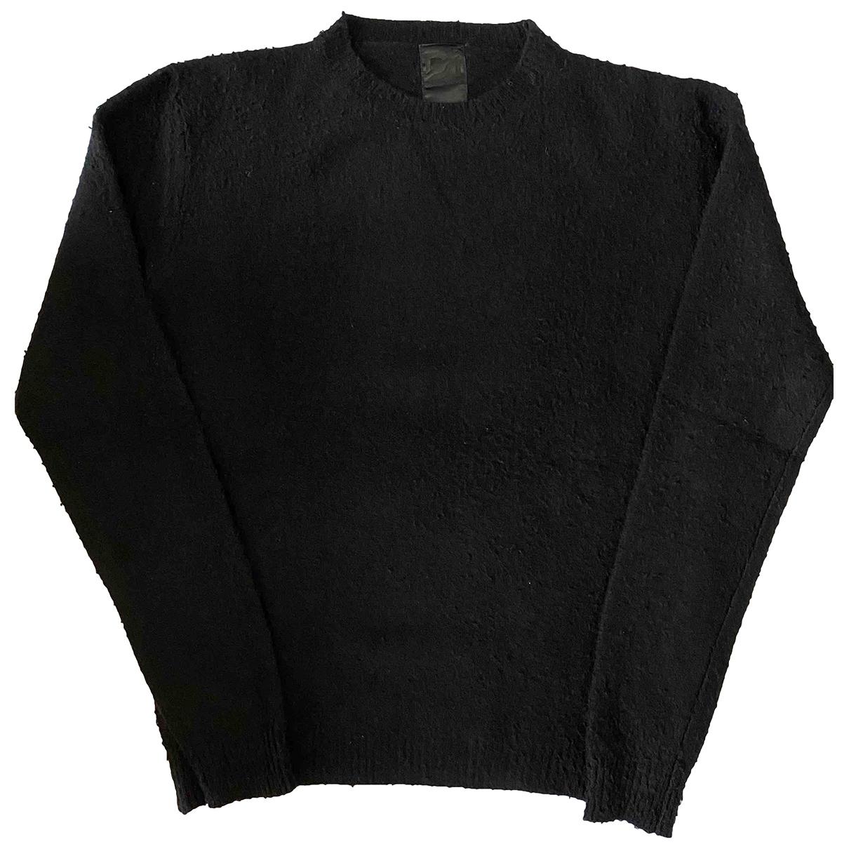 Dondup \N Pullover.Westen.Sweatshirts  Schwarz