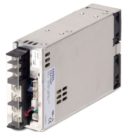 Cosel , 324W Embedded Switch Mode Power Supply SMPS, 36V dc, Enclosed