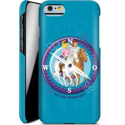Apple iPhone 6s Smartphone Huelle - Bibi und Tina Auf ins Abenteuer von Bibi & Tina