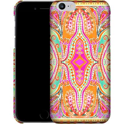 Apple iPhone 6s Plus Smartphone Huelle - Paisley Pink von Amy Sia