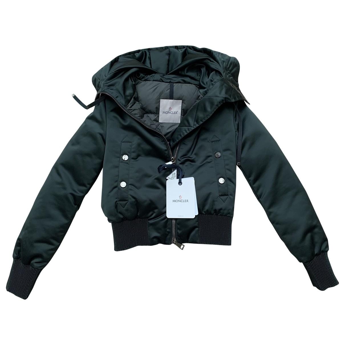 Moncler \N Green jacket for Women 38 IT