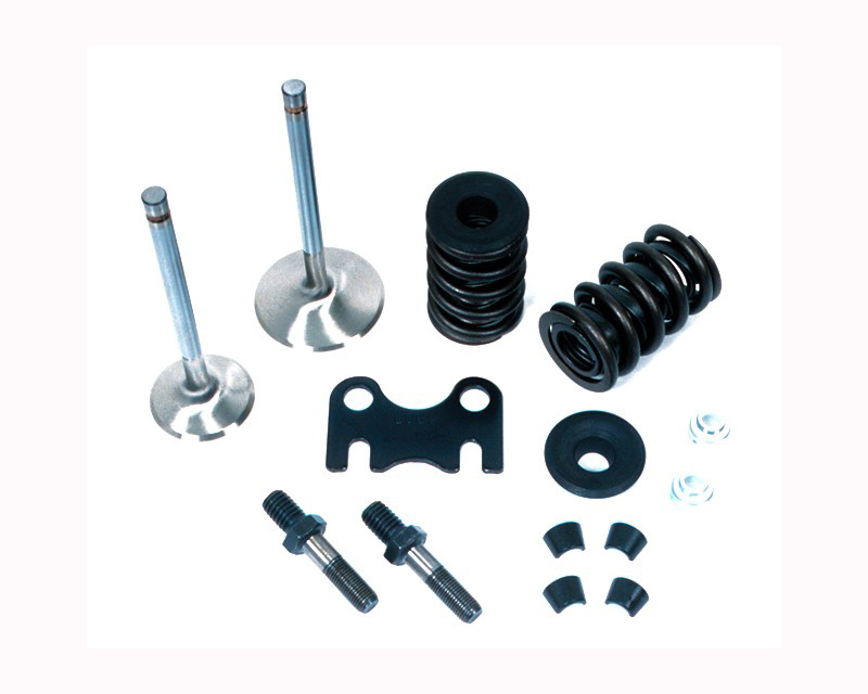 Dart 28212000 Small Block Chevy Parts Kits 2.05/1.60 1.437D 10-Degree Locks, Retainers