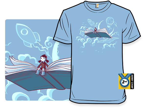 Take Flight T Shirt