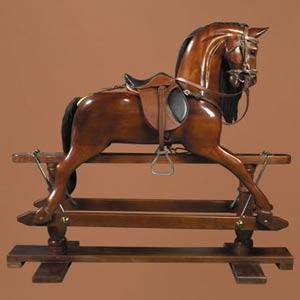 RH006 Victorian Rocking Horse 18.3