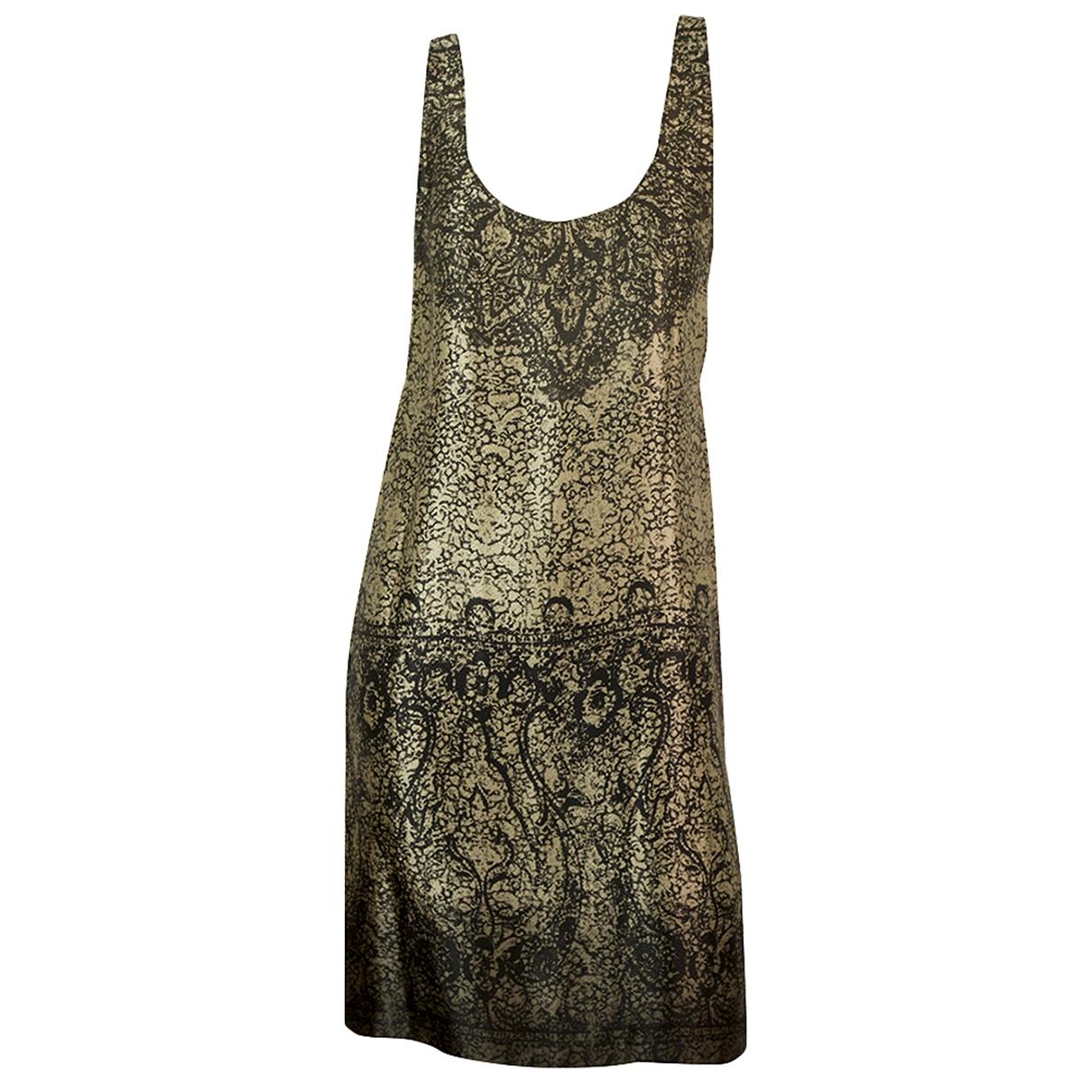 Juicy Couture - Robe   pour femme en soie - multicolore