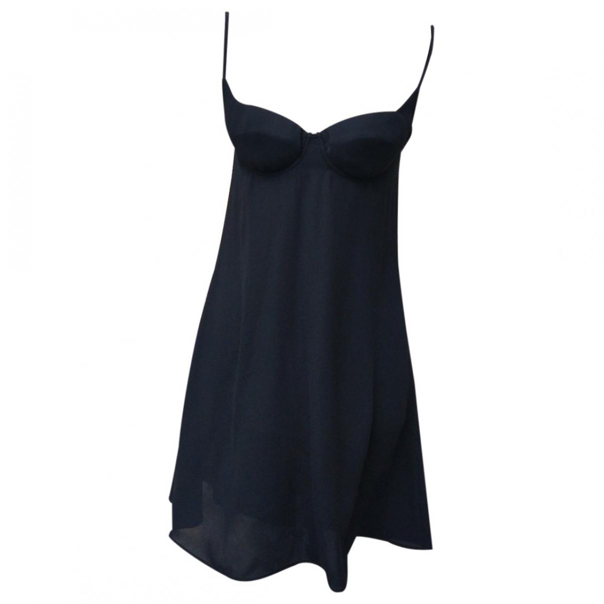 La Perla \N Kleid in  Schwarz Synthetik