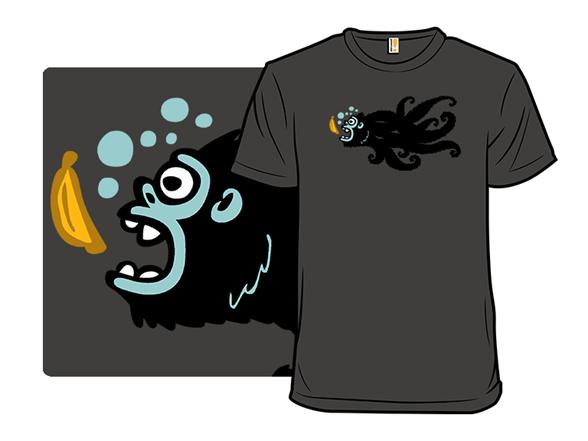 Sea Chimp T Shirt