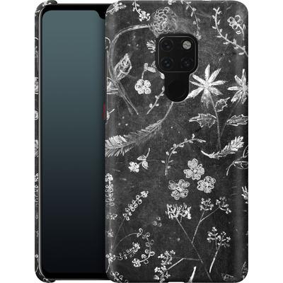 Huawei Mate 20 Smartphone Huelle - Flowers in chalk von ND Tank
