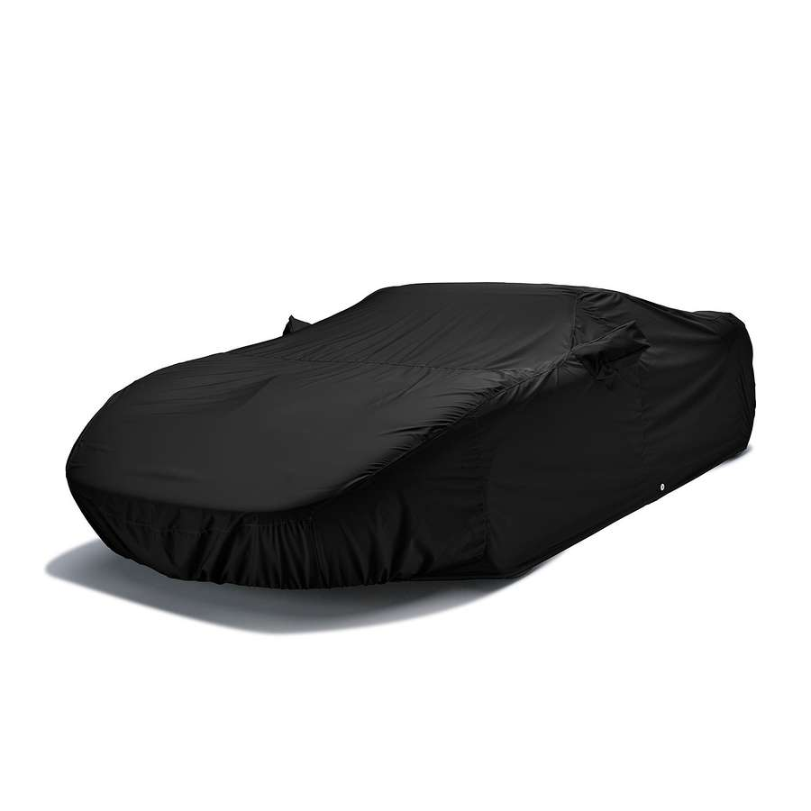 Covercraft C17074PB WeatherShield HP Custom Car Cover Black Jaguar