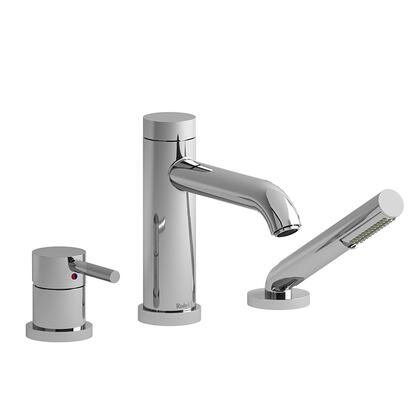 CS TCS10C 3-Piece Deck Mount Tub Filler with Hand Shower Trim  in
