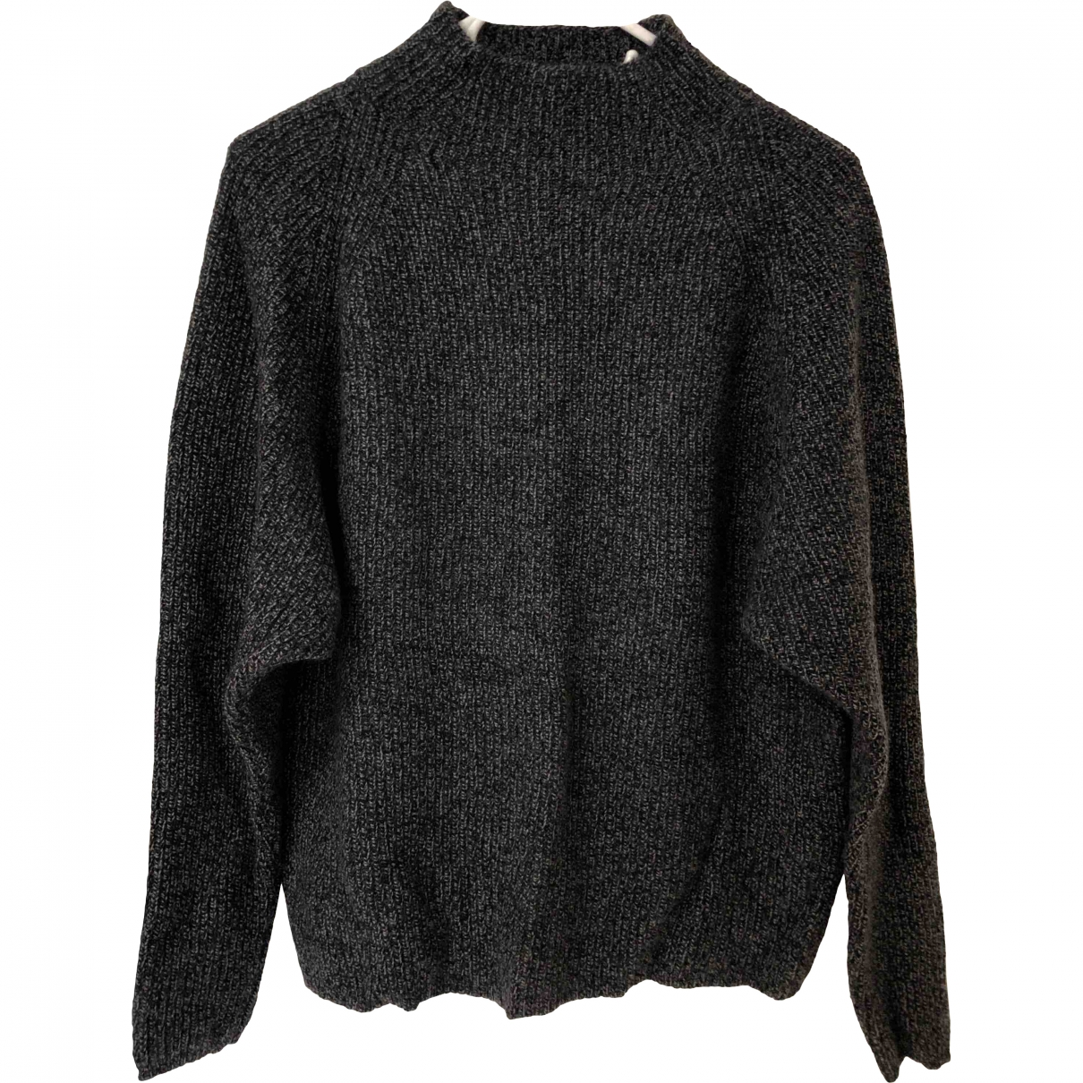 Polo Ralph Lauren \N Grey Wool Knitwear for Women M International