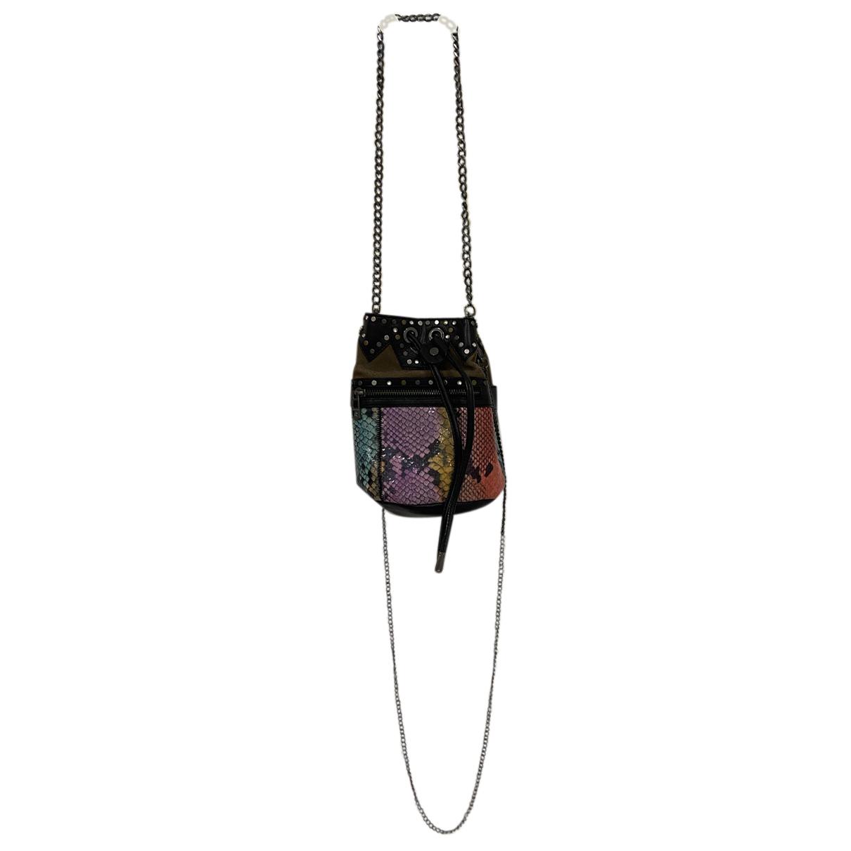 Zadig & Voltaire N Multicolour Leather handbag for Women N