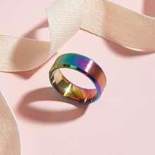 Men Colorful Ring